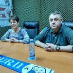 Interviurile Infinit FM din data de 31 octombrie 2019. Invitați: Eduard Berca(PNL) și Daniela Grădinaru(PMP)