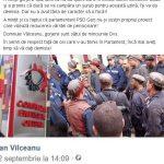 08:52 Bordușanu: Îi rog pe toți gorjenii să nu mai creadă ce spune Dan Vîlceanu!