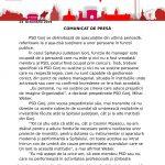 16:04 PSD Gorj transmite că Gigel Capotă NU este membru de partid
