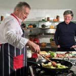 Mircea Dinescu și-a deschis restaurant cu numele emisiunii pe care o prezintă