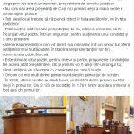 16:18 Florin Cârciumaru, PENTRU alegerea primarilor într-un singur tur