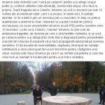 15:11 Florin Cârciumaru: Robotul Iohannis se urcă pe cadavre pentru a-și atinge țelul