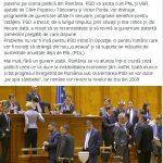 14:51 Guvernul Dăncilă, DEMIS. Florin Cârciumaru: PSD va deveni mai puternic