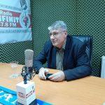Interviurile Infinit FM din data de 8 octombrie 2019. Invitat: Ion Rușeț, consilier CE Oltenia