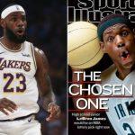 LeBron James doboară toate recordurile! Un maiou pe care vedeta NBA l-a purtat în 2002 a fost vândut pentru o sumă uriașă!