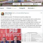 12:42 Weber anunță noi FINANȚĂRI pentru Gorj