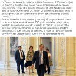 15:55 Weber: PSD nu va vota noul guvern