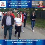 10:46 Primar ALDE, în campanie pentru Dăncilă