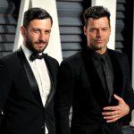 Ricky Martin şi soţul lui aşteaptă al patrulea copil