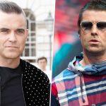 """Robbie Williams l-a provocat pe Liam Gallagher la un meci de box """"profesionist"""": Evident, aş câştiga"""
