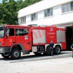 15:42 Șantier ÎNCHIS după accidentul grav din curtea ISU Gorj