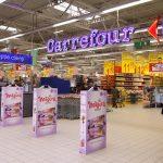 20:16 Carrefour, reacţie după controalele ANPC