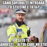 """20:07 Dialog VIRAL. Reacţia poliţistului la întrebarea: """"Știi cine e tata?"""""""