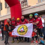 14:59 PERFORMANȚĂ obținută de Salvamont România la o competiție în Italia. Din echipă au făcut parte și salvamontiști gorjeni