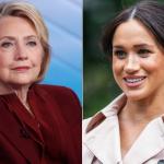 Hillary Clinton îi ia apărarea ducesei Meghan: Este inexplicabil tratamentul la care o supune presa