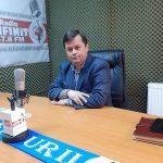 Interviurile Infinit FM din data de 2 octombrie 2019. Invitat: Marcel Romanescu, primarul Municipiului Târgu-Jiu