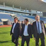 20:31 Stadionul Municipal din Târgu-Jiu, PREDAT OFICIAL autorităţilor locale