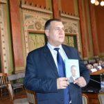 08:57 Victor Banța, secretar general în Ministerul Dezvoltării?