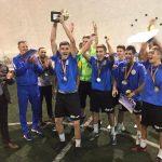 """Minifotbal. LPS a câștigat prima ediție a Cupei Liceelor """"Dolce Vita"""""""