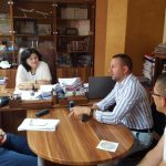 14:57 Sediul Primăriei Rovinari, reabilitat prin POR 2014-2020