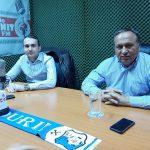 Interviurile Infinit FM din data de 7 noiembrie 2019. Primarul Constantin Bobaru și Claudiu Manta(PSD)