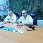 Interviurile Infinit FM din data de 13 noiembrie 2019. Invitați: Mihai Paraschiv(PNL) și Ion Fugaru