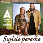 ANDREEA BĂLAN FEAT. CORTES - Suflete pereche