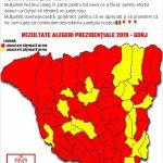 08:56 HARTA Gorjului după alegeri. Primarii PNL care au pierdut