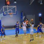 Baschet/CSM Târgu Jiu, învinsă de CSM Mediaş