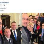 09:35 Dan Vîlceanu, galerie foto cu Iohannis și noii miniștri