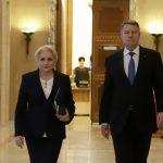 14:30 Dăncilă vrea dezbatere cu Iohannis de la ora 20.00. Răspunsul PNL