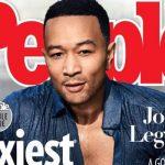 People: Cântăreţul şi actorul John Legend, cel mai sexy bărbat în viaţă