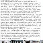 """09:26 Romanescu: 200 de miliarde de lei ne-a costat betonul amprentat pe care suntem nevoiți să-l """"admirăm"""" în centrul Târgu-Jiului"""