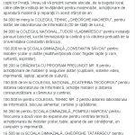 10:44 Romanescu anunță ce sume va aloca pentru ȘCOLI
