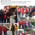 10:05 Primarul Bobaru, în campanie pentru Viorica Dăncilă