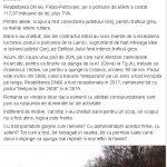 16:11 Radu Miruță: Podul de la Lainici, închis din 2008. Cu transportatorii gorjeni cum rămâne?
