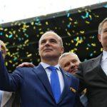 19:32 Rareş Bogdan: Vreau ca scorul lui Klaus Iohannis să se ducă la 80%