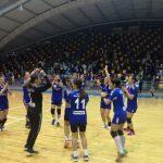 Meci SENZAȚIONAL al handbalistelor! Romanescu: Am trăit de puține ori o asemenea bucurie