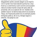 18:47 Romanescu: Prezenţă mai mare ca în primul tur