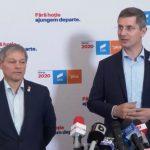 13:13 Susţinătorii USR-PLUS, îndemnaţi să-l voteze pe Iohannis în turul doi