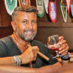 Cătălin Botezatu şi-a lansat noua colecţie de vinuri
