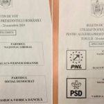 10:12 Cum arată buletinul de vot pentru turul 2 al alegerilor prezidenţiale
