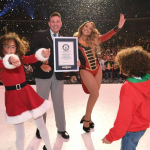 "Mariah Carey a doborât trei recorduri mondiale Guinness cu ""All I Want for Christmas Is You"""