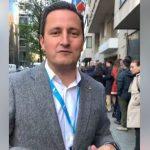 14:58 Coadă la o secţie de vot din Bruxelles