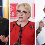 Rezultate parţiale alegeri prezidenţiale 2019, după numărarea a 99,99% din voturi: Iohannis - 36,6%, Dăncilă - 23,7%, Barna - 13,9%