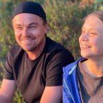 "Leonardo Di Caprio o susţine pe Greta Thunberg pe care o numeşte ""lider al epocii noastre"""