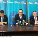 19:19 Ponta i-a suspendat din partid pe Daniel Constantin și Sorin Cîmpeanu