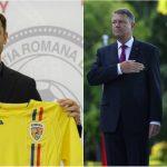 Prima reacție a lui Klaus Iohannis după ce Mirel Rădoi a fost ales selecționerul României