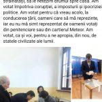 12:13 Marcel Romanescu: Nu mă simt reprezentat de oamenii votaţi din penitenciare sau din Meteor