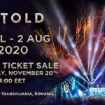 Untold 2020. Data oficială a festivalului a fost anunțată